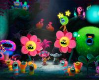 newborn baby background High quality Computer print Trolls Birthday Group Music Song Rocks Cave Poppy Branch Dark backdrop