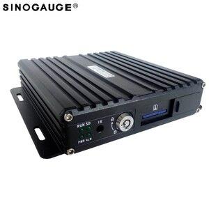 Camión Dahscam DVR 4 canales 720P resolución 256GB tarjeta SD