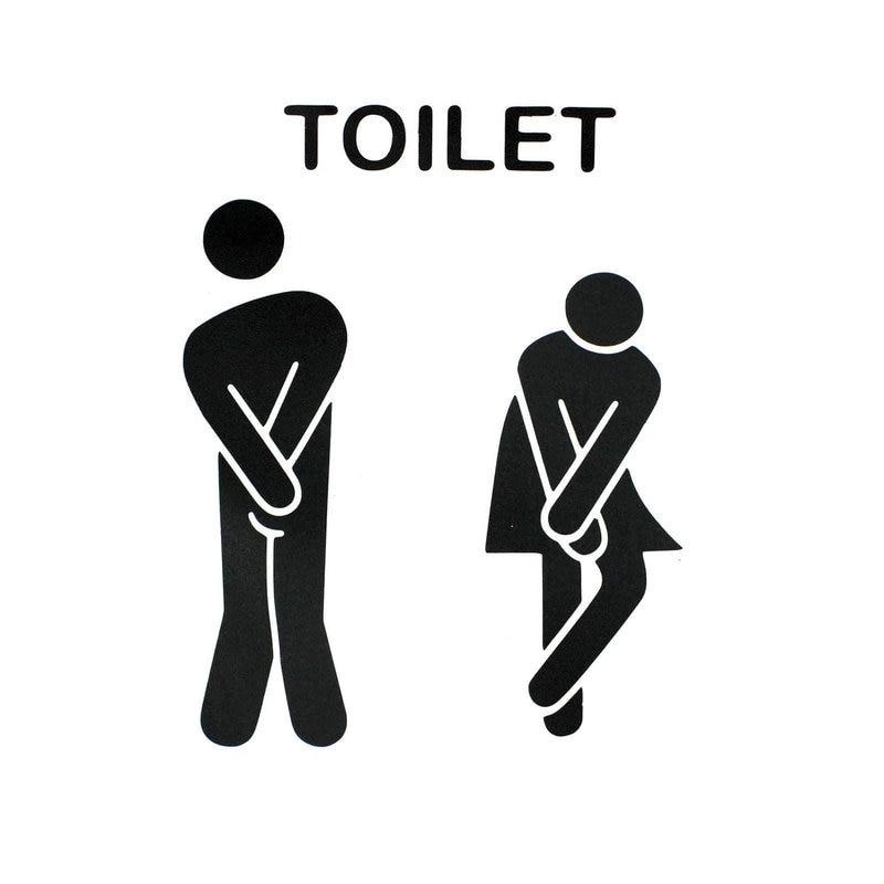 Заказ, прикольные картинки на туалет