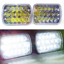 1 Pair 45W LEDs Car Light LED Lamps For Cars Low & High Beam Work Lights IP68 Waterproof H4 Car Headlight Bulbs