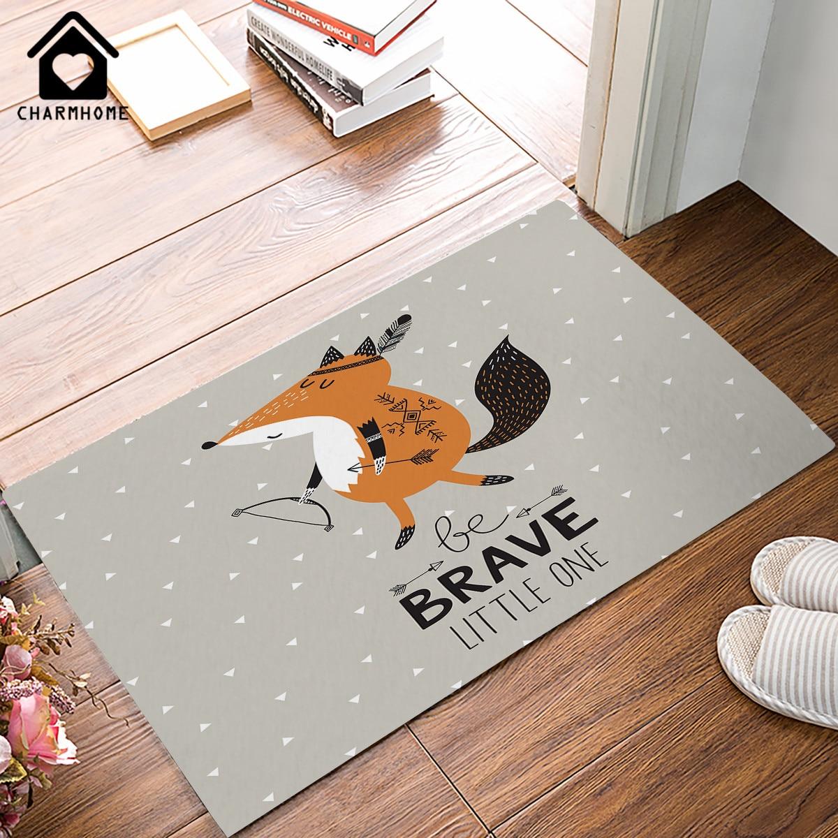 T/&H Home Customize Country Wood Family Rules Doormat Entrance Mat Floor Mat Rug Indoor//Outdoor//Front Door//Bathroom Mats Non Slip 23.6X15.7