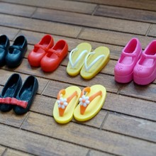 Blyth licca shoes doll 1/6 High-heeled flats doll shoes for