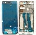Серебро/Передняя панель/ближний рамка Крышки Корпуса Для Xiaomi mi5 m5 mi 5 (Без питания и клавиши регулировки громкости)