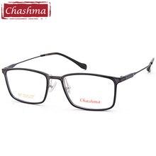 Chashma Brand B titanium Ultem Women Men Big Circle Eyeglasses Fashion Quality Stylish Trend Students Eyewear