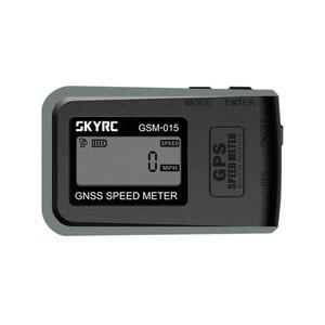 Image 2 - SKYRC Medidor de velocidad GPS GNSS para Dron, velocímetro GPS de alta precisión, GSM 015, para cuadricóptero multirrotor, helicóptero FPV