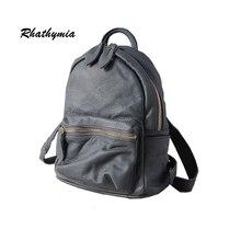 2017 женщин известный бренд рюкзак девушки школьная сумка из натуральной кожи высокого качества старинные сумки женские рюкзаки