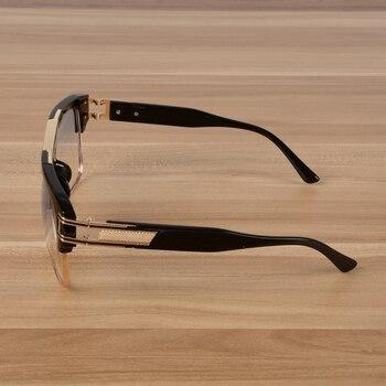 NOSSA Big Frame Eyeglasses  2