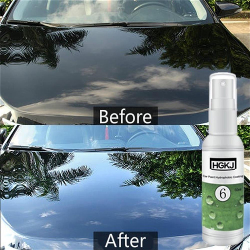 Paint Care Back To Search Resultsautomobiles & Motorcycles 1pc 20ml/50ml Nano Hydrophobic Car Liquid Glass Coating Wax Ceramic Polish Paint Care Online Shop