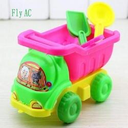 Fly AC комплект из 3 предметов детские игрушки пляжа, песок играя инструмент автомобиля, детский подарок на день рождения