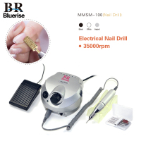 Professional Electric Nail Drill Machine Manicure Kits File Drill Bits Sanding Band Accessory Nail Salon Nail