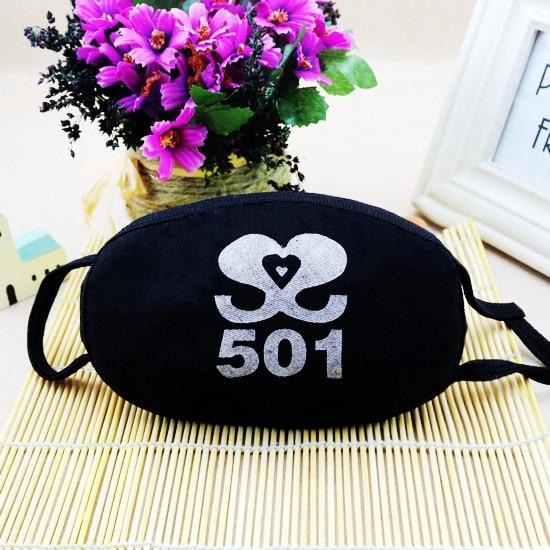 100% QualitäT Kpop 2017 Neue Ss501 St Die Umliegenden Sollte Drei Schichten Baumwolle Warme Staub Eine Antivirus Masken K-pop Ss501 Warme Staubmasken