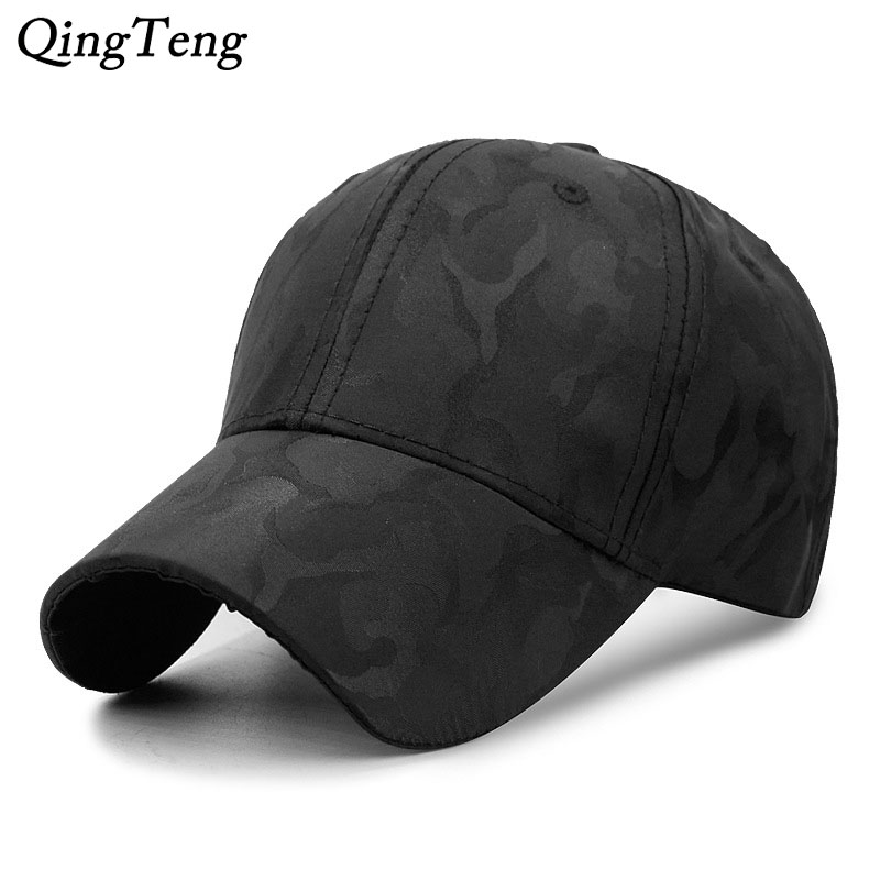 be836f47062 Detail Feedback Questions about Male Cap Spring Summer Outdoor Camouflage  Breathable Baseball Cap Leisure Visor Travel Sunscreen Sun Hat Female 2018  Dad ...