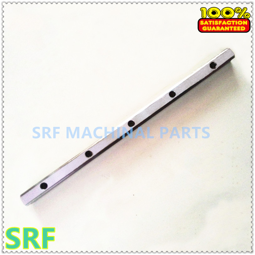 High Precision 2pcs Linear guide rail 20mm TRH20  L=500mm Linear Rail free shipping to argentina 2 pcs hgr25 3000mm and hgw25c 4pcs hiwin from taiwan linear guide rail