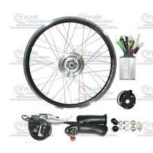 """""""350 Вт 24 В электрический велосипед мотор 26"""""""" велосипед колесо электрический велосипед набор преобразования с Регулятор постоянного тока 24V Электрический велосипед комплект"""""""