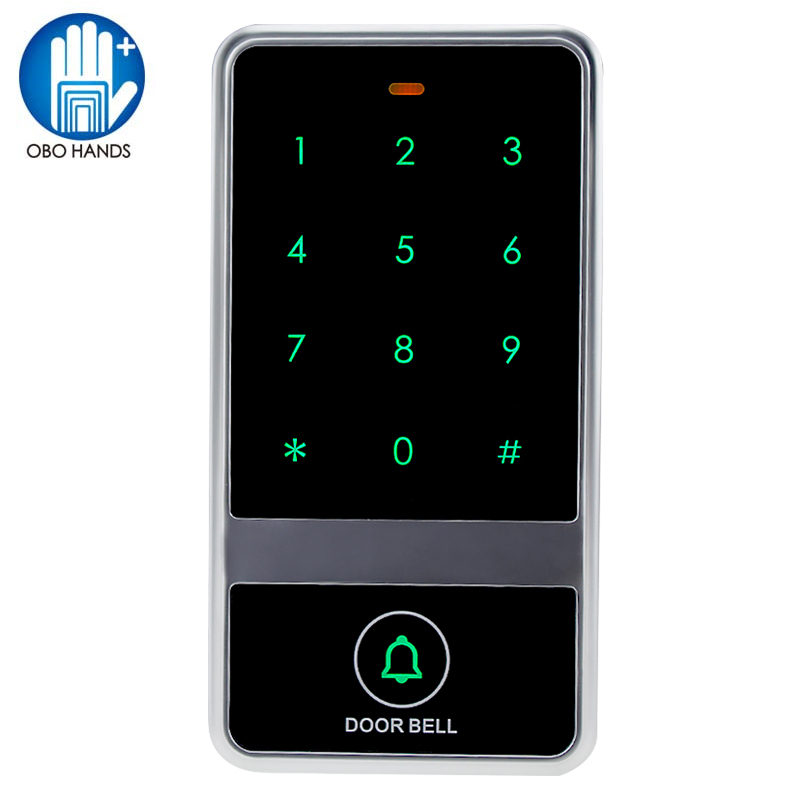 High Quality Touch keypad Waterproof Access Controller RFID Card Reader Number/Password  ...