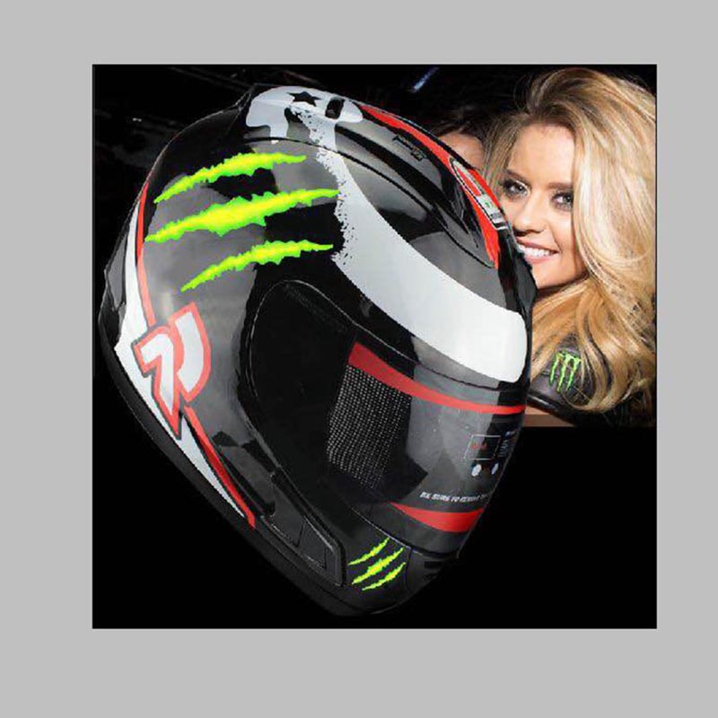 Motorcycle Helmets Motocross Racing Helmet Off Road Motorbike Full Face Moto Cross Helmet M L XL XXL Size