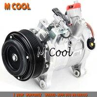 קומפרסור עבור האיכות הגבוהה AC קומפרסור עבור BMW X1 Z4 2.0L מנוע 64529223694 9223694 64529225703 9225703 (2)