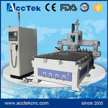 China 5×10 feet 1530 cnc router servo wood atc,atc cnc router engraving machine