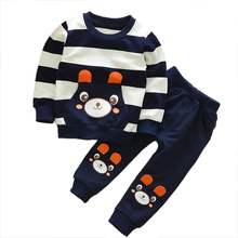 New Kids Clothes Boys Clothing Set Toddler Boy Clothing Baby Kleding Kids Boys Clothes 2017 Spring Children Clothing Boutique