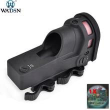 WADSN Hunting Riflescope 1-3X M21 Self-illuminated Reflex Red Dot Scope Tactical Shooting Airsoft Optics Sight AO3045 цена 2017
