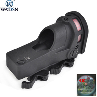 WADSN Hunting Riflescope 1 3X M21 Self illuminated Reflex Red Dot Scope Tactical Shooting Airsoft Optics Sight AO3045