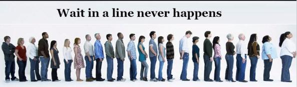 Restaurant queue paging system