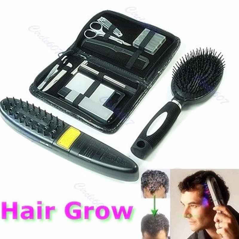 Traitement au laser Power Grow Comb Kit de Stop Loss Cheveux Repousse Thérapie Chaude Nouveau
