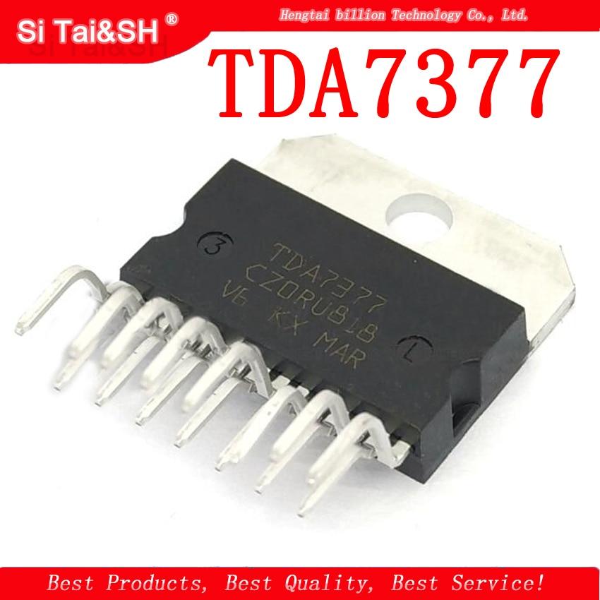 1pcs/lot Amplifier IC TDA7377 TDA7377A ZIP-15