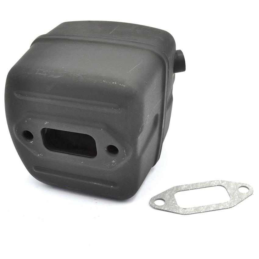 Muffler Exhaust Bracket Gasket For Husqvarna 385 390 372 371 365 362 Chainsaw цены онлайн