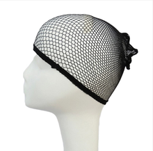 Top Quality Hairnets good Quality Mesh Weaving Black Wig Hair Net Making Caps Weaving Wig Cap & Hairnets(China)