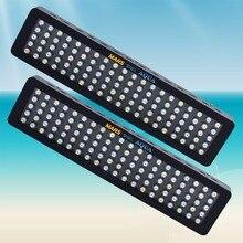 2PCS Marshydro 300 LED Aquarium Light for Coral Reef Marine