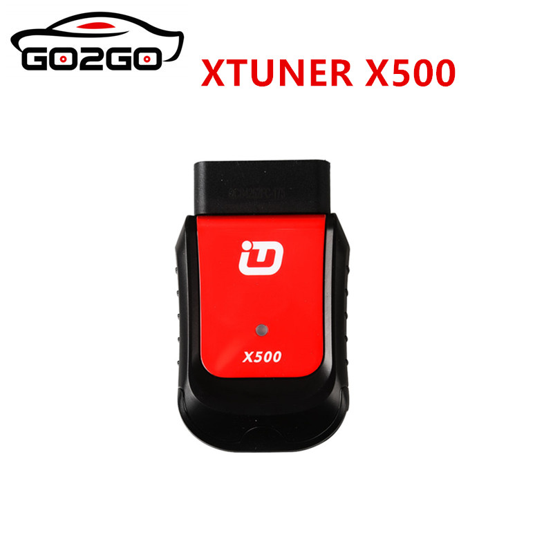 2018 XTUNER X500 VPecker Auto Diagnostic Scanner Universal OBD2 Car Diagnostic Tool for Engine,ABS,Battery,DPF,EPB,Oil,TPMS,IMMO