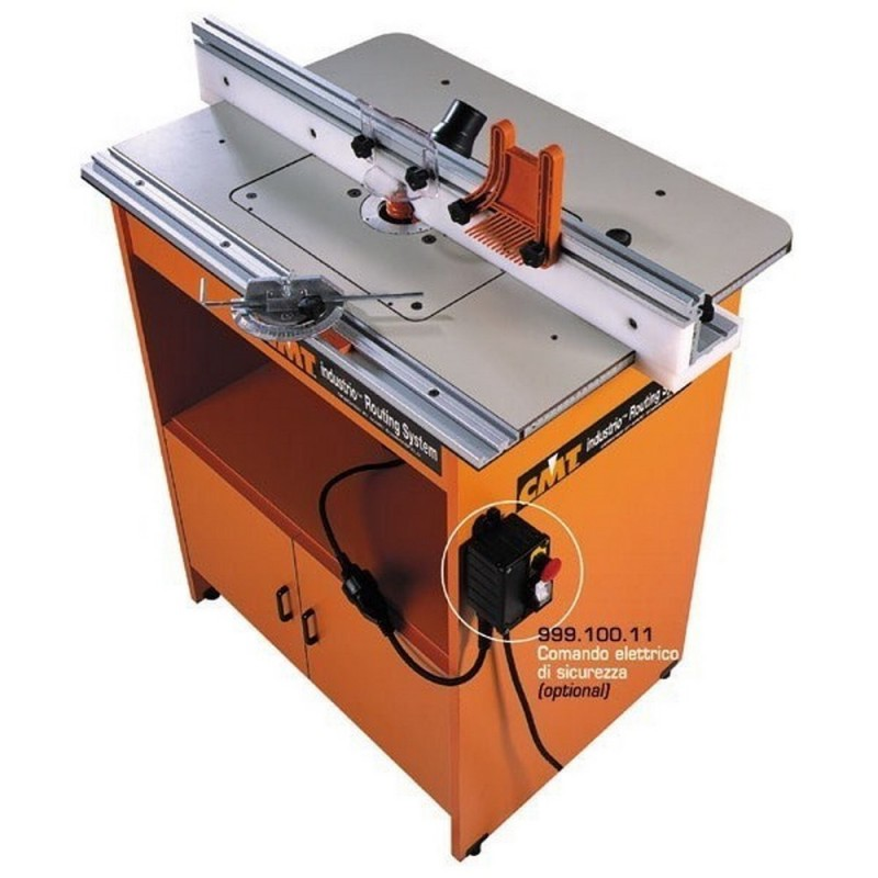 CMT 999.501.07 peine in ABS with Guia Tabletop industrio work|  - title=