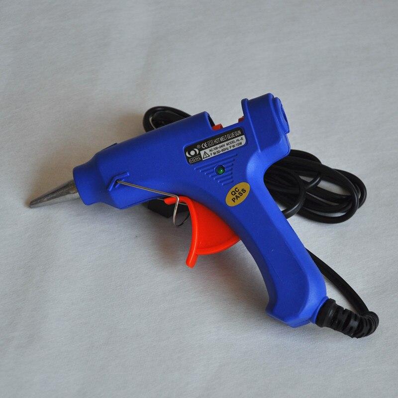 Pistola de Cola para Extensões de Cabelo Melt Fusão Hot 100-240 v