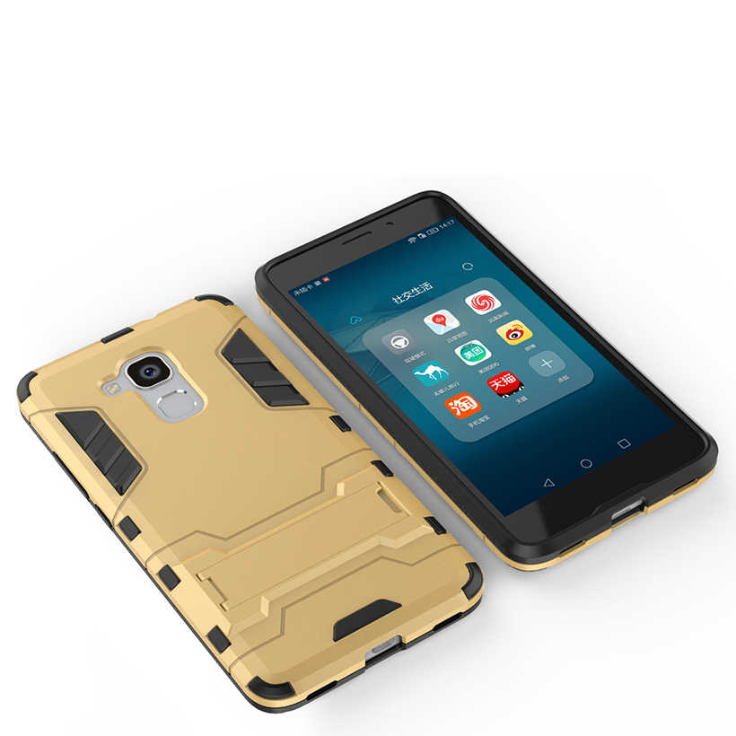 buy popular 584c4 405c7 TAOYUNXI Phone Case Cover For Huawei GR5 Mini Honor 5C GT3 Honor 7 Lite  Honor5C Honor7 Lite 5.2 inch Case Military Armor Housing