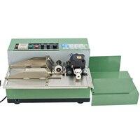 Máquina de etiquetas da tinta contínua de alta potência da máquina 380 w da codificação do número contínuo da data e do grupo inteiramente automático de my-220 170 v para empacotar