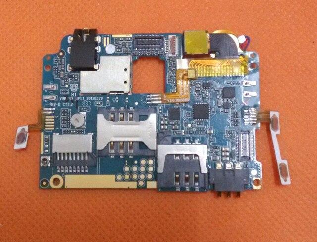 "Usado Original mainboard 1G RAM + 8G ROM Motherboard para iocean X7 HD MTK6582 Quad Core 5.0 ""HD 1280x720 Frete grátis"