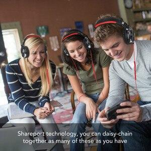Image 4 - Oneodio מקצועי DJ אוזניות על אוזן סטודיו צג DJ אוזניות עם מיקרופון HIFI Wired בס משחקי אוזניות עבור טלפון