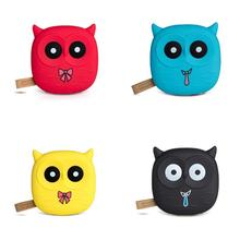 Portable Charger Cute Owl Cartoon Mini Power Bank 7800mAh For Xiaomi Power Charger External Battery Bank Dual USB Bobile Charger цены онлайн