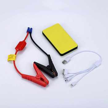 Mini Emergency Starting Device 14000mAh 12V Car Battery Booster Portable Car Jump Starter Emergency Power Bank Battery