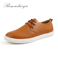 BIMUDUIYU Spring Autumn New Casual Men's Shoes Breathable Comfort Super Soft Flat Shoes men Large Size 38 49 Chaussure Homme
