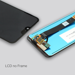 """Image 4 - 100% Original For Nokia 7.1 LCD Display 10 Touch Screen Panel For Nokia 7.1 LCD Screen Digitizer 5.84"""" Replacement Repair Parts"""