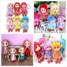 One Piece Multi Styles Doll Stuffed Dolls Plush Wedding Rag Keychain Cute Toys Sweet Model Girls Kids Birthday Gift