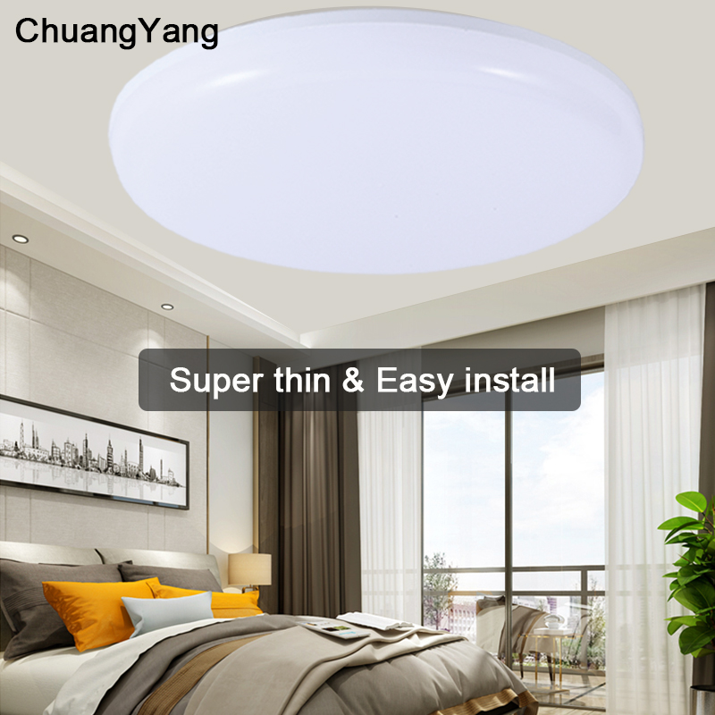 Surface Mounted LED Ceiling Lamps 15 20 30 50W Modern Led Ceiling Lights for Living Room