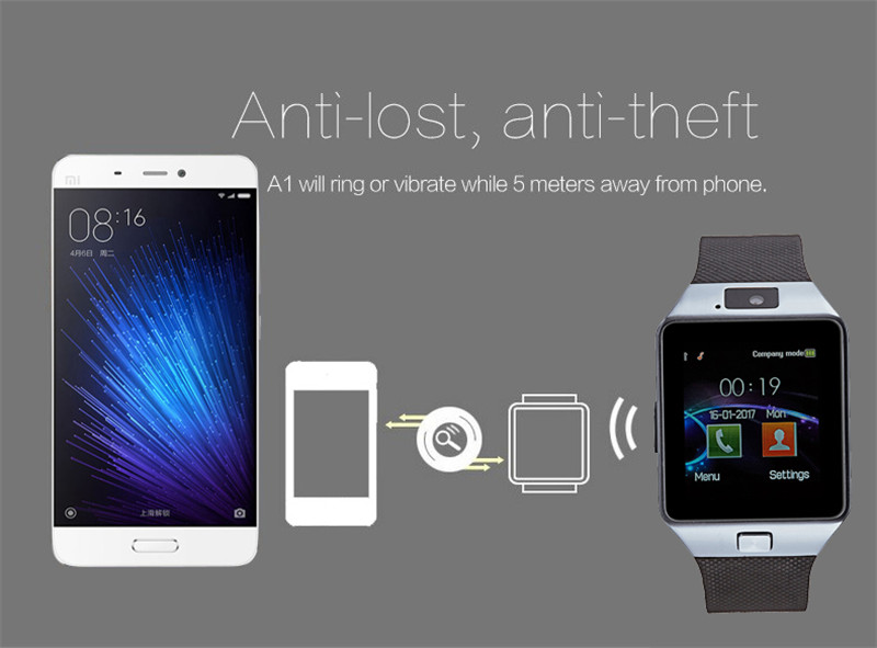 multi-featured smart watch