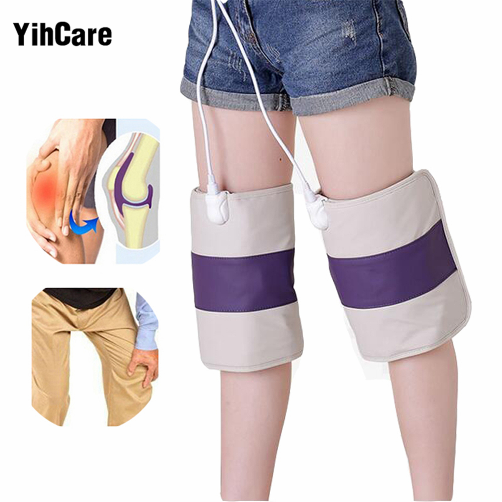 Far Infrared Heating Electric Knee Massager Therapy Rheumatoid Knee Joint Physiotherapy Instrument Relieve Arthritis Leg Pain