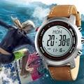 MEGIR Males's Large Dial Luxurious Prime Model Quartz Wristwatches Artistic Enterprise Stainless Metal Sports activities Watches Males Relogio Masculino HTB1zZR0DFmWBuNjSspdq6zugXXaJ