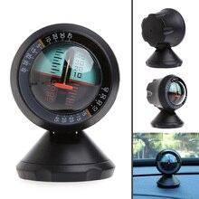 Многофункциональный автомобильный инклинометр, уклон, инструмент для измерения на открытом воздухе, автомобильный компас