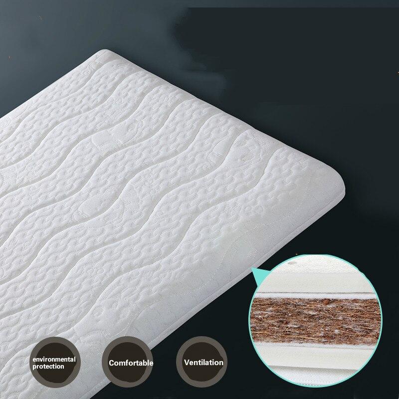 The baby mattress natural coconut palm washable mattress coir mattress pad of newborn children natural latex mattress comfort revolution hydraluxe gel memory foam mattress