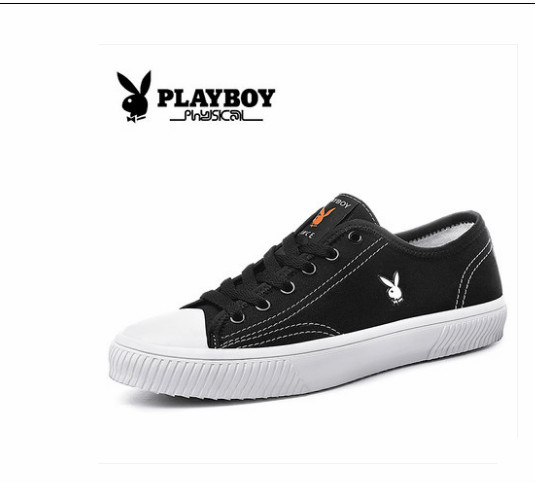 Playboy canvas shoes mens summer Korean version of the Hong Kong style tide shoes wild shoes mens wild breathable shoesPlayboy canvas shoes mens summer Korean version of the Hong Kong style tide shoes wild shoes mens wild breathable shoes